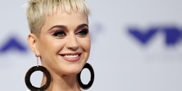 Katy Perry ne va pas apprécier sa statue de cire au musée Grévin de Montréal