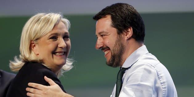 Élections en Italie: Marine Le Pen voit ses alliés triompher et retrouve des raisons d'espérer