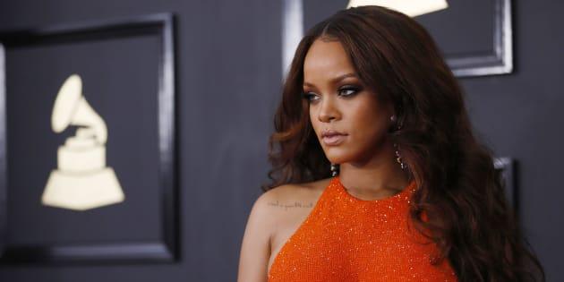 Singer Rihanna will receive a major humanitarian award.