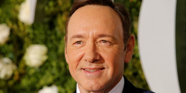 Kevin Spacey à New York le 11 juin 2017.