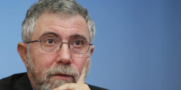 """Paul Krugman: """"Le persone non sono abbastanza allarmate"""