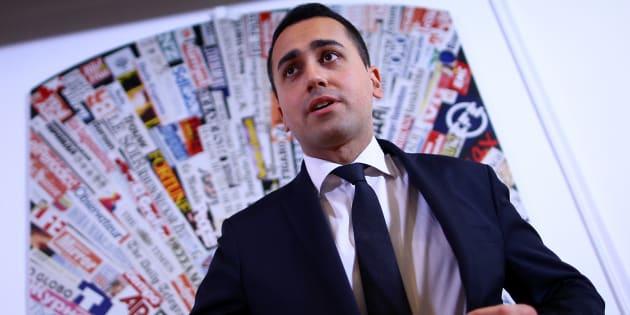 Di Maio: ministri M5s saranno scelti dal candidato Premier non dalla rete