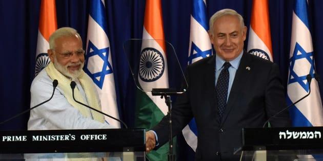 Narendra Modi's Israel visit to explore 'full spectrum' of bilateral ties