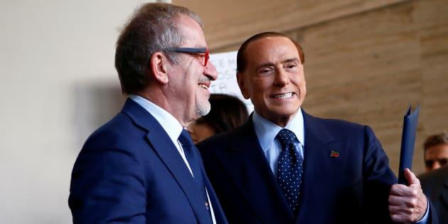 Berlusconi e Salvini chiudono a ipotesi Maroni in prossimo governo