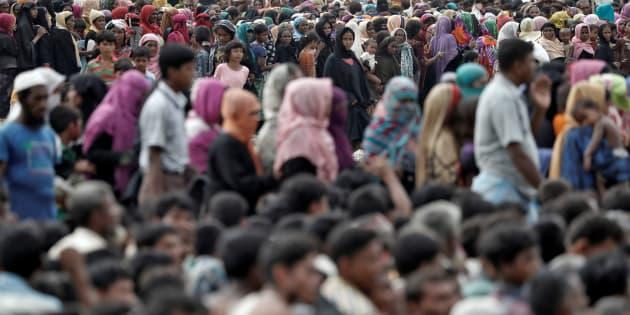 ONU informó que hay medio millón de Rohinyás refugiados en Bangladesh — VENEZUELA