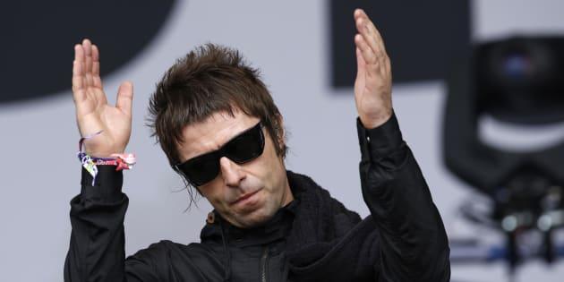 Liam Gallagher a un message pour celui qui lui a volé sa parka