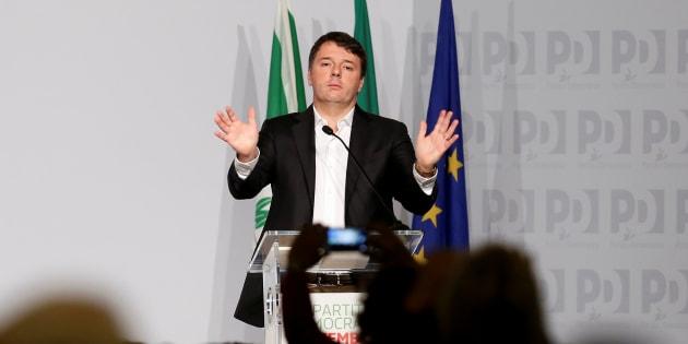 Renzi: contro Pd complotto. Candidati quasi tutti i ministri