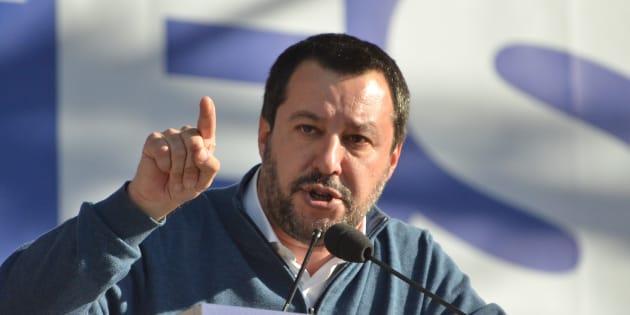 """Matteo Salvini: """"Sulla Tav possibile referendum"""""""