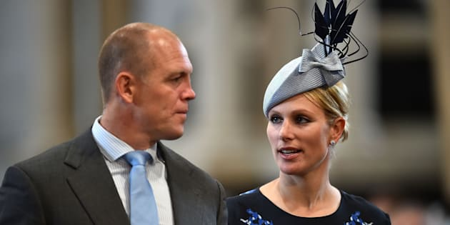 File photo dated 10/06/16 of Zara and Mike Tindall who have lost their baby, a spokeswoman for the couple has said.