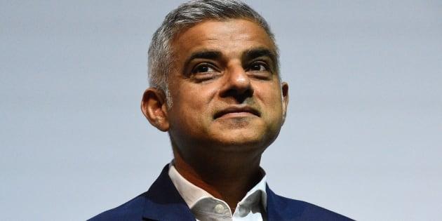 Sadiq Khan, l'homme qui a sérieusement réduit la grande visite à Londres de Donald Trump.