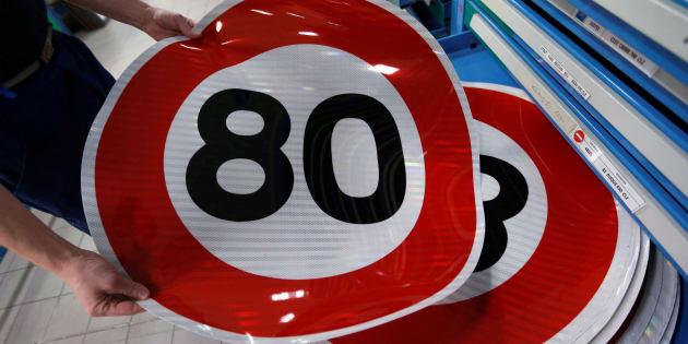 Les députés anti 80 km/h perdent leur recours contre la mesure de Philippe