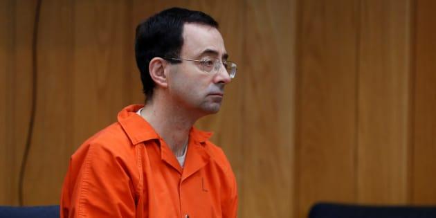 Le docteur Larry Nassar, condamné pour avoir agressé des dizaines de jeunes gymnastes, pourrait écoper de 360 ans de prison