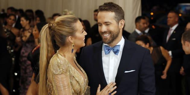 Ryan Reynolds escreveu uma carta de amor para Blake Lively.