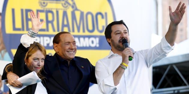 Ecco il simbolo di Forza Italia: c'è scritto