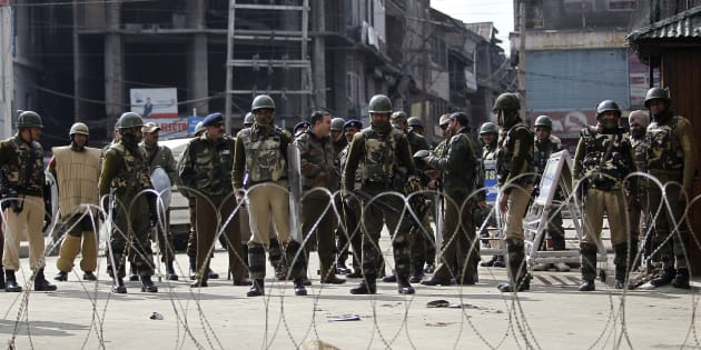 Protests in Valley after Wani's successor's death