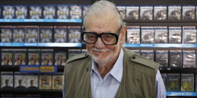 George A. Romero, le père des films de zombies, est mort
