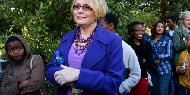 #HelenZille officially suspended by DA