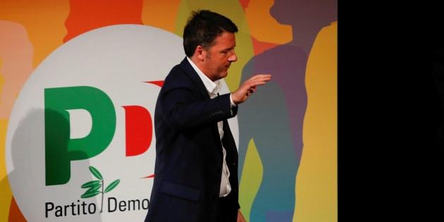 Renzi: chiunque del Pd sarà indicato premier avrà mio sotesgno