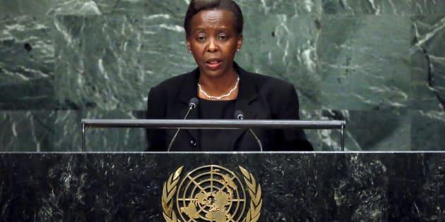 La Rwandaise Louise Mushikiwabo est la seule qui se porte candidate pour succéder à l'actuelle Secrétaire générale à l'Organisation internationale de la Francophonie.