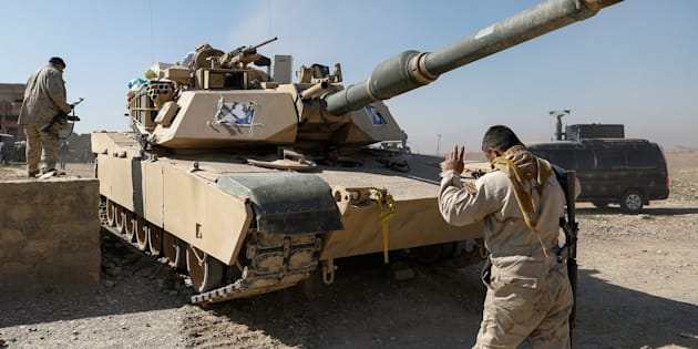 Iraqi security forces hope to use the captured airport as a launchpad for other assaults against ISIS.