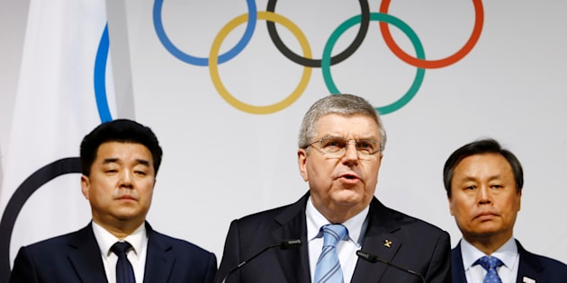 Thomas Bach, président du Comité international olympique (CIO).