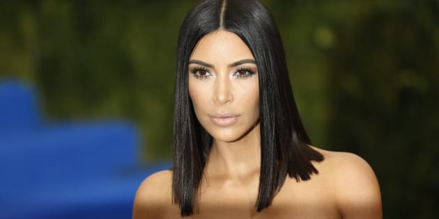 Kim Kardashian au gala du Met le 1e mai