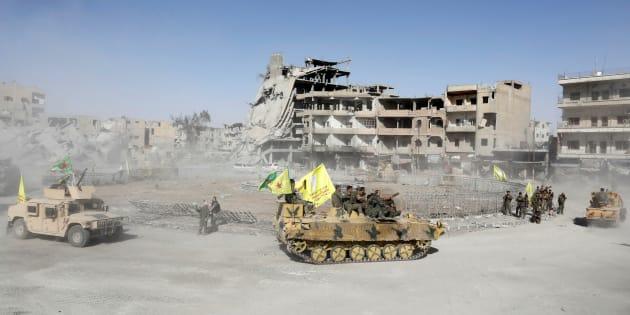 """Pourquoi, malgré la chute de Raqqa, la """"marque"""" Daech a de beaux jours devant elle"""
