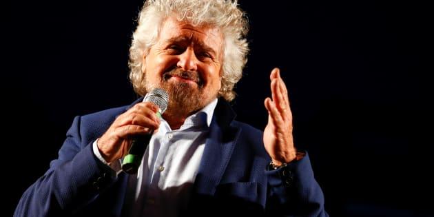 Grillo, risolveremo su rifiuti Roma