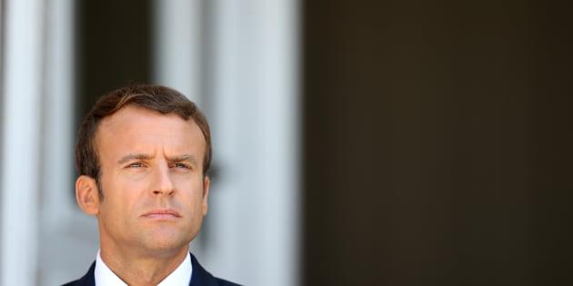 Les 3 axes d'Emmanuel Macron pour sortir l'Europe de la crise