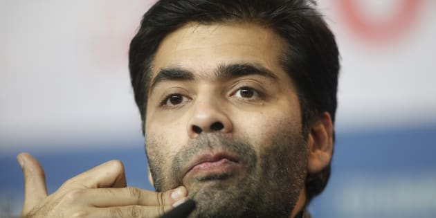 "Director Karan Johar attends a news conference to promote his movie ""My Name is Khan"" at the 60th Berlinale International Film Festival in Berlin February 12, 2010.       REUTERS/Tobias Schwarz     (GERMANY)"