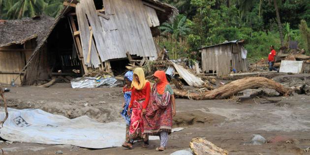 133 morts dans une tempête tropicale — Philippines