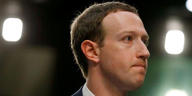 """Mark Zuckerberg mal à l'aise pendant ses auditions, """"le coaching ne fait pas de miracle"""""""