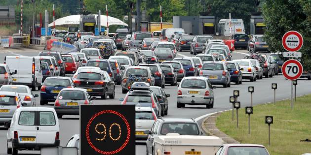 Info trafic: Bison Futé prévoit une circulation normale dimanche avant un lundi rouge pour les retours du week-end de Pâques