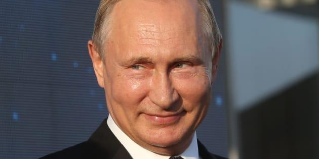 4 événements qui permettent à Poutine d'afficher la grandeur russe sur la scène internationale.