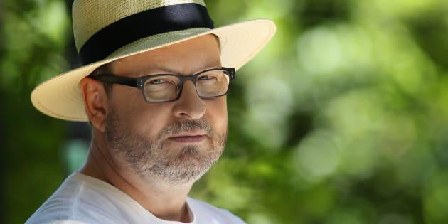 De retour à Cannes après 7 ans d'absence — Lars von Trier