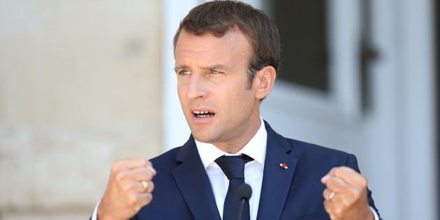 Changement radical ou continuité, pour Macron, il est l'heure de trancher