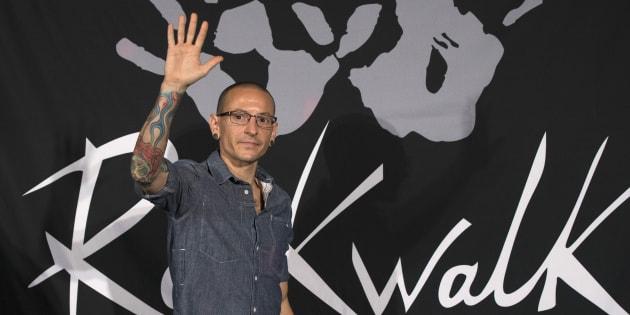Le chanteur de Linkin Park a mis fin à ses jours