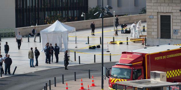 Qui sont les deux victimes de l'attaque au couteau à Marseille.