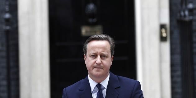 Le 21 juin 2016, David Cameron s'exprimait au sujet du Brexit devant le 10, Downing Street, la résidence des Premiers ministres britanniques.