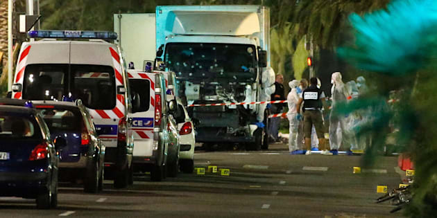 At least 84 people died in the attack on Nice