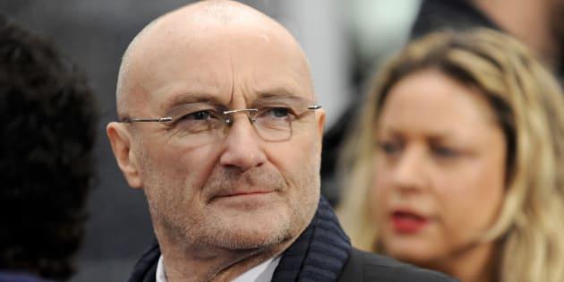 Non ha visto di lavoro: Phil Collins finisce in cella