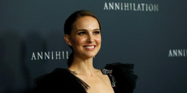 Natalie Portman ne ressemble plus à ça