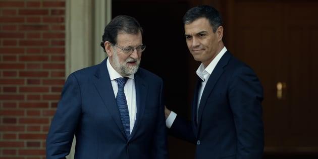 Espagne: Assez de voix pour destituer Mariano Rajoy, Pedro Sanchez va le remplacer