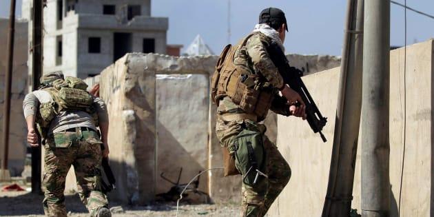 Menacé dans ses fiefs en Irak et en Syrie, Daech repoussé dans ses derniers retranchements