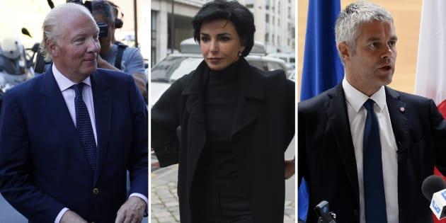 Résultat de la primaire de droite: Dati, Hortefeux, Wauquiez... les sarkozystes se rallient à Fillon