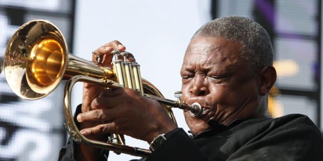 Côte d'Ivoire/Inter/ Le trompettiste sud-africain Hugh Masekela est mort