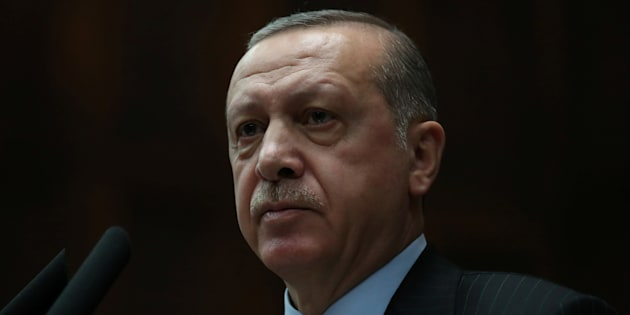 Erdogan à Athènes et l'honneur de l'Europe.