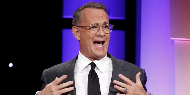 Tom Hanks, ce fan insoupçonné de Johnny Hallyday