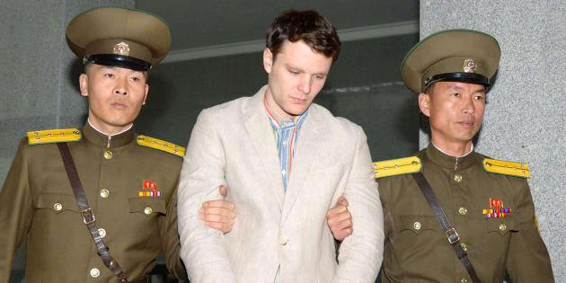 Mort de l'étudiant américain tout juste libéré par la Corée du Nord après un an de détention