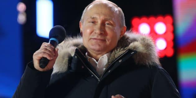 En Russie, quels scénarios pour Vladimir Poutine à la fin de son 4e (et théoriquement dernier) mandat